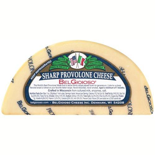 Bel Gioioso Sharp Provolone, 8 oz