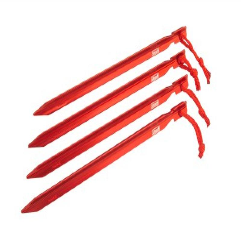 """Coleman 9"""" Heavy Duty Aluminum Tent Stakes"""