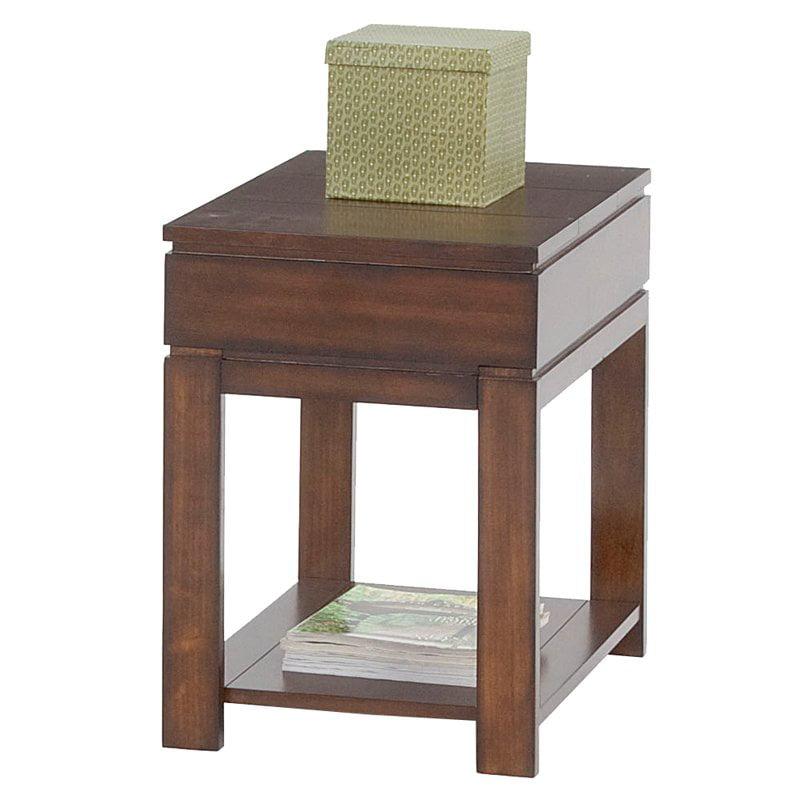 Progressive Furniture Miramar Chairside Table