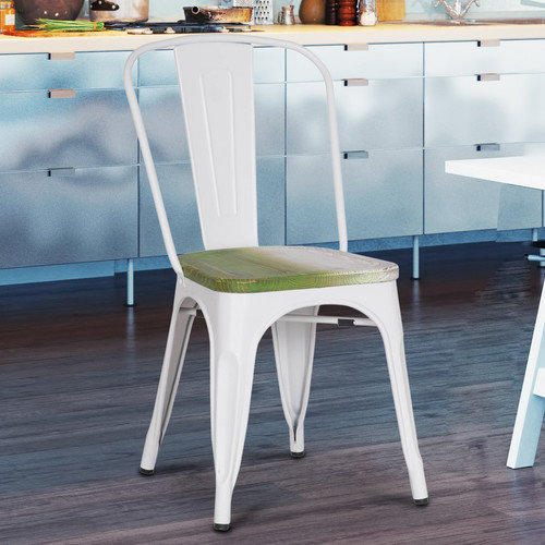 Adeco Trading Dining Chair (Set of 2)