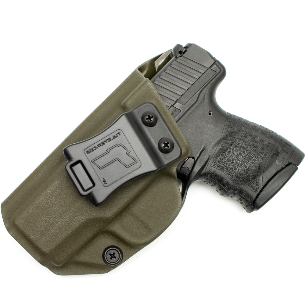 Walther PPS M2 9mm/.40 - Profile Holster - Left Hand