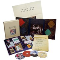 Graceland: 25th Anniversary Edition [Deluxe Edition] [Box Set] [2CD/2DVD] (CD) (Includes DVD)