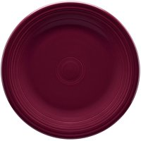 7-1/4-Inch Salad Plate, Claret, Salad plate By Fiesta