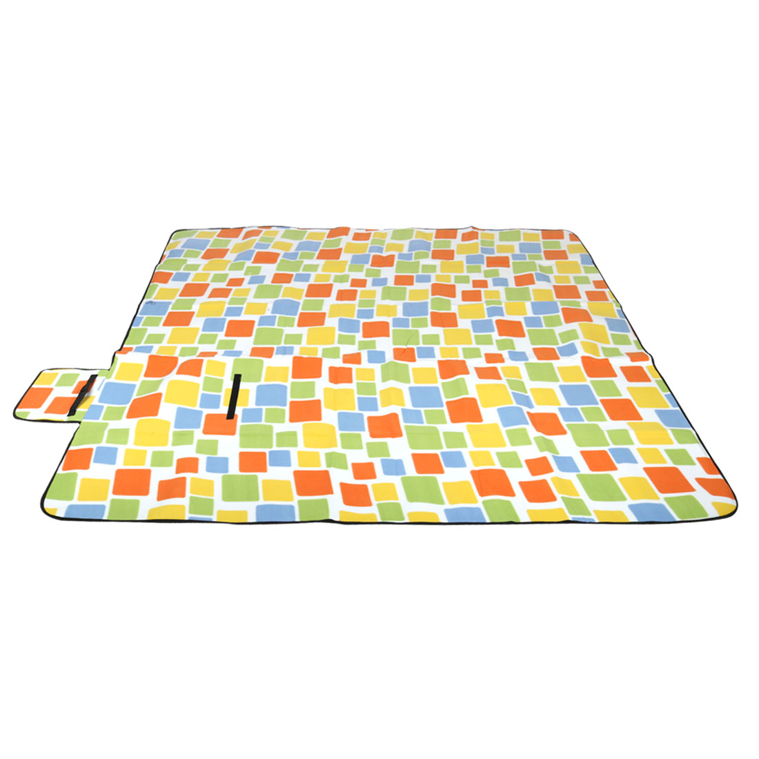 "(79""x79"")Extra-Large Outdoor Water Resistant Blanket Pad Rug Camp Pad"