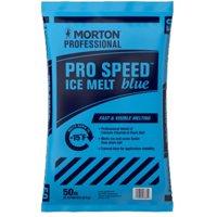 Morton Salt F178840000G Pro Speed Blue Ice Melt
