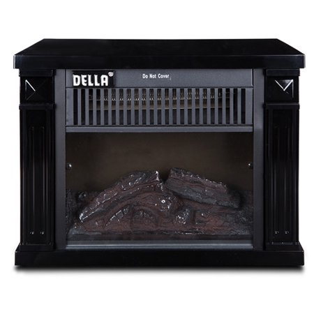 Della Hearth Portable 1200 Watt Electric Heater
