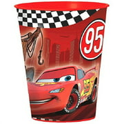 Cars 16 oz. Plastic Party Cup, Party Supplies