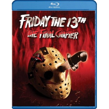 Friday The 13th: The Final Chapter (Blu-ray)](Friday The 13th Halloween Props)