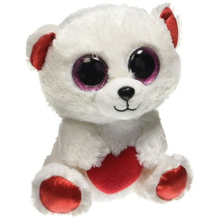 - TY Beanie Boos - Cuddly Bear The Polar Bear Small 6