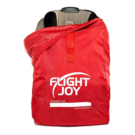 FlightJoy Car Seat Travel Bag for Airport Gate Check - Walmart.com