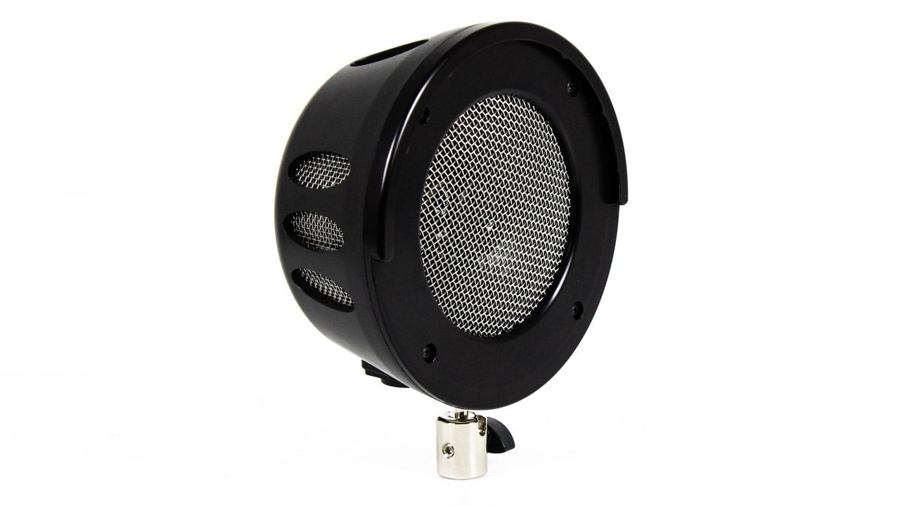 Morton Microphone Systems KickTone Bass Drum Mic Kick Tone by