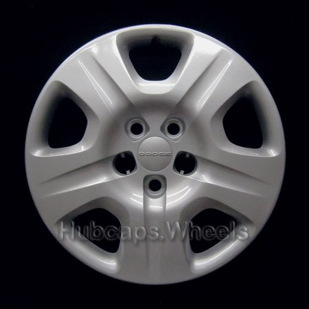OEM Genuine Hubcap for Dodge Dart 2013-2016 , Like New- Professionally Refinished Like New - 16in Replacement Single Wheel Cover