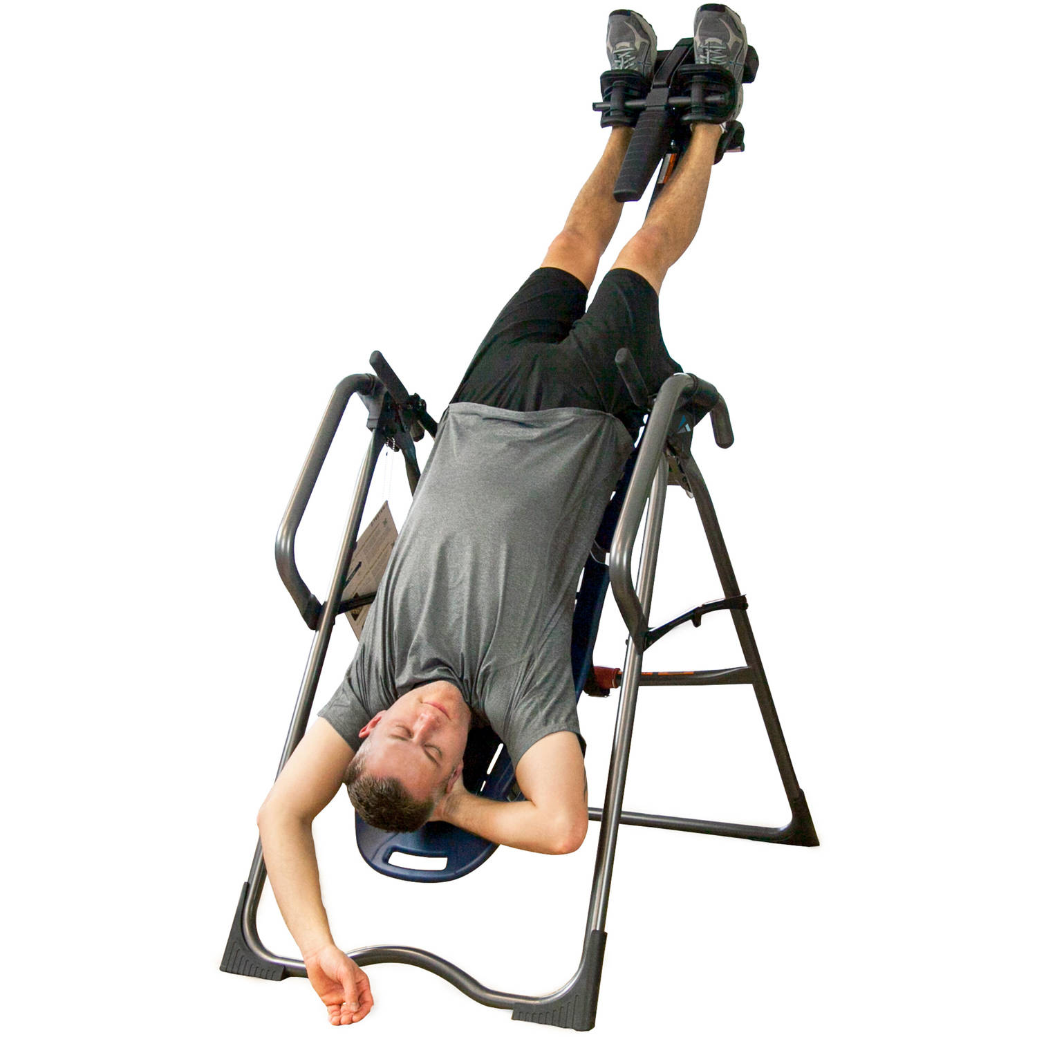 Teeter EP 960 Inversion Table with Back Pain Relief DVD Walmart