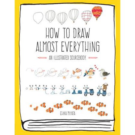 How to Draw Almost Everything : An Illustrated - Signed Sports Illustrated Cover