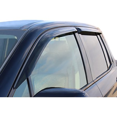 Wade 72-44480 Wade Wind Deflectors - Slim Design Rainguard - image 1 de 1