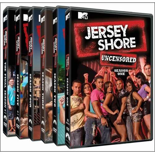 Jersey Shore: The Complete Series (Full Frame)