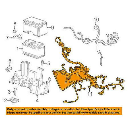 V Engine Wiring Harness Diagram on