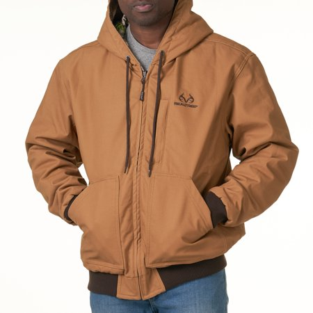 Realtree Edge Men's Reversible Work to Hunt Jacket