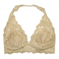 c1470af1ee1915 Product Image Undie Couture Halter Lace Bralette (Large