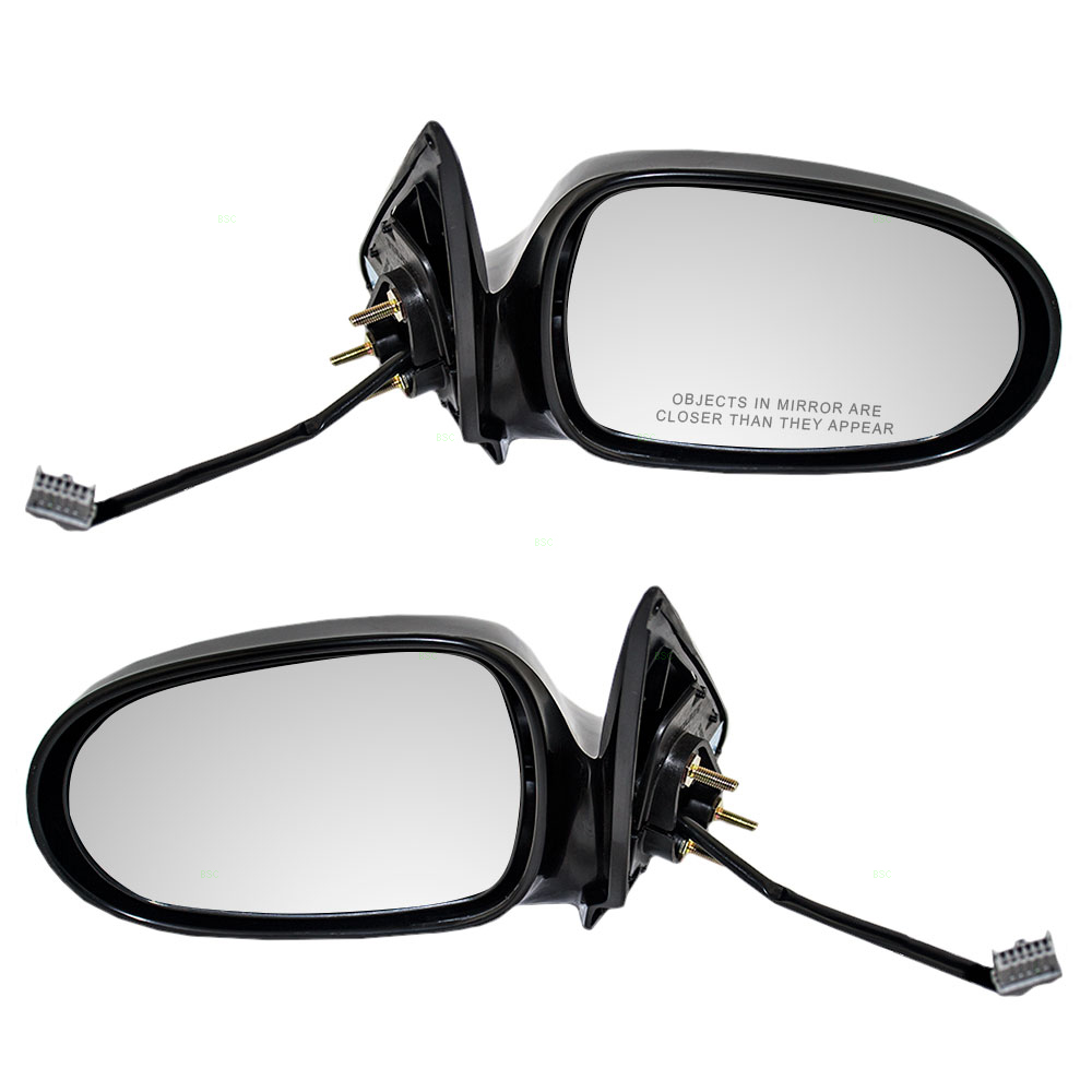 Genuine Nissan Parts 96301-5M000 Passenger Side Mirror Outside Rear View