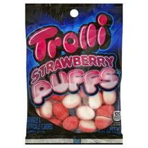 Trolli Strawberry Puffs