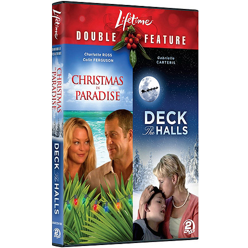 Lifetime: Holiday 2-Pack, Volume 3 - Christmas In Paradise / Deck The Halls