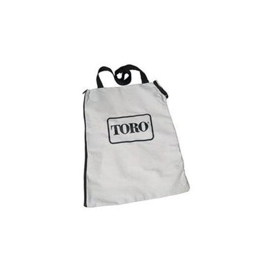Toro 127 7040 Zippered Bottom Dump Bag For Ultra Blower Rake Vacuum Leaf Blowers 51599 51602 51609 51574 51592 Walmart Com Walmart Com