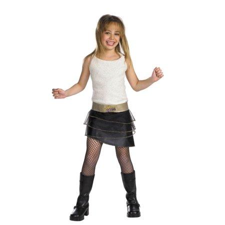 (Hannah Montana Child Costume)