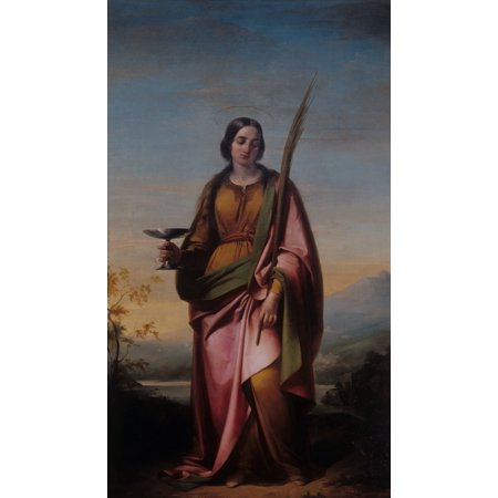 Saint Lucia Canvas Art -  (18 x 24)](Saint Lucia Day)