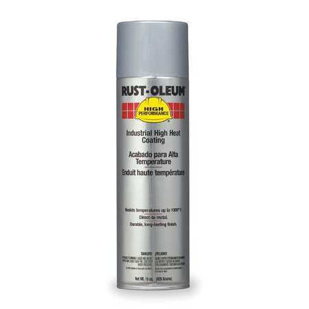 Spray Paint,Aluminum,15 oz. RUST-OLEUM V2116838