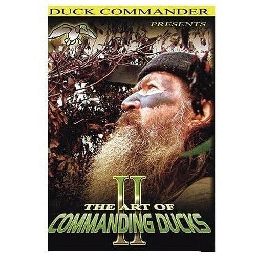 Duck Commander DVD The Art Of Commanding Ducks 2 DC-DVD-ART2 by Duck Commander