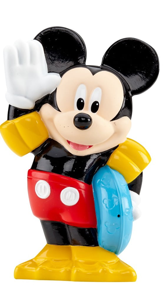 Disney Mickey Mouse Clubhouse Bath Squirter, Mickey by Disney Mickey Mouse