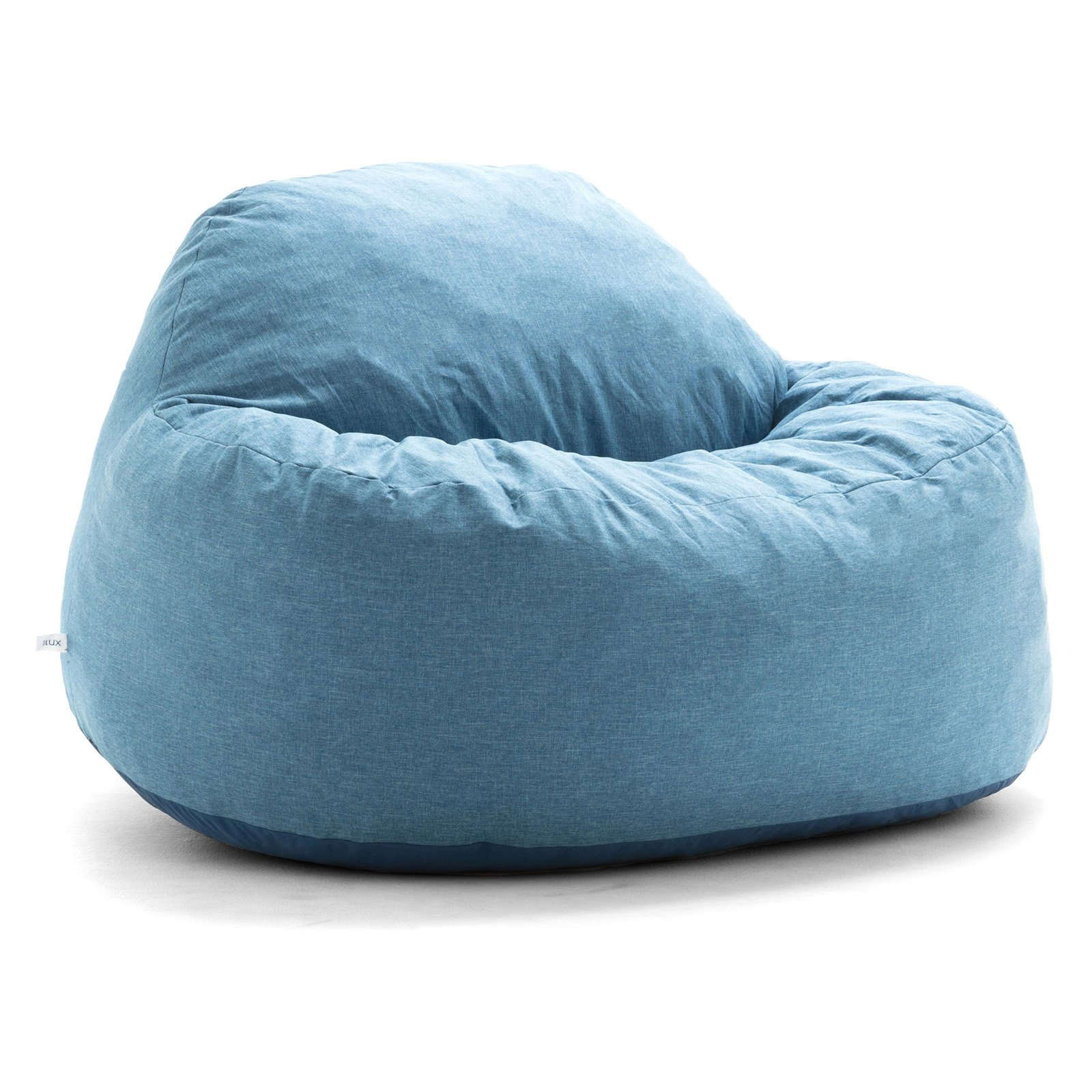 Lux by Big Joe Chillum Loveseat Union Bean Bag