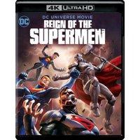 DCU: Reign of the Supermen (4K Ultra HD)