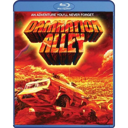 Damnation Alley (Blu-ray) (Widescreen)