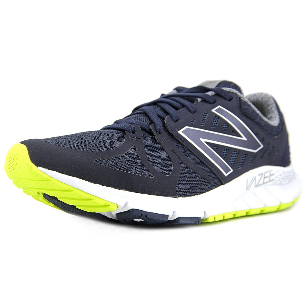 New Balance MRUSH Men  Round Toe Synthetic Blue Running Shoe