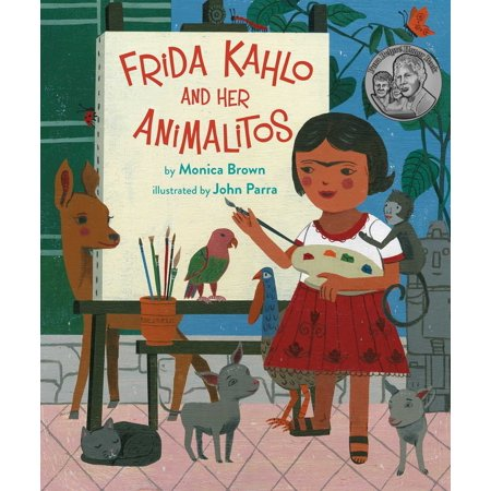 Frida Kahlo and Her Animalitos (Hardcover)](Frida Kahlo De Halloween)