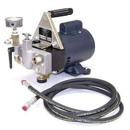 Rice Hydrostatic Pump (WHEELER-REX 39300 Hydrostatic Test Pump, Electric, 1/2 HP)