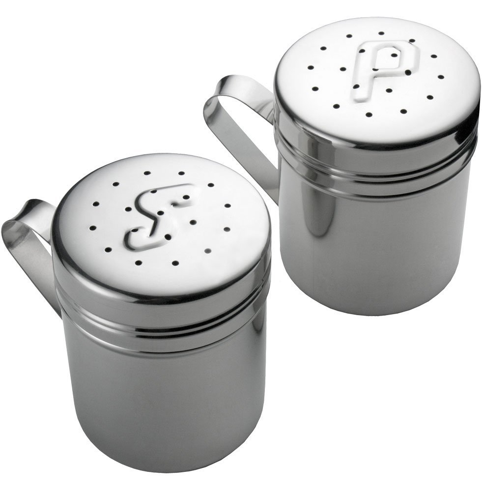 Endurance Salt & Pepper Shakers