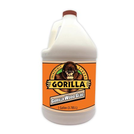 Gorilla 1000927 1 gal Light Tan Wood Glue