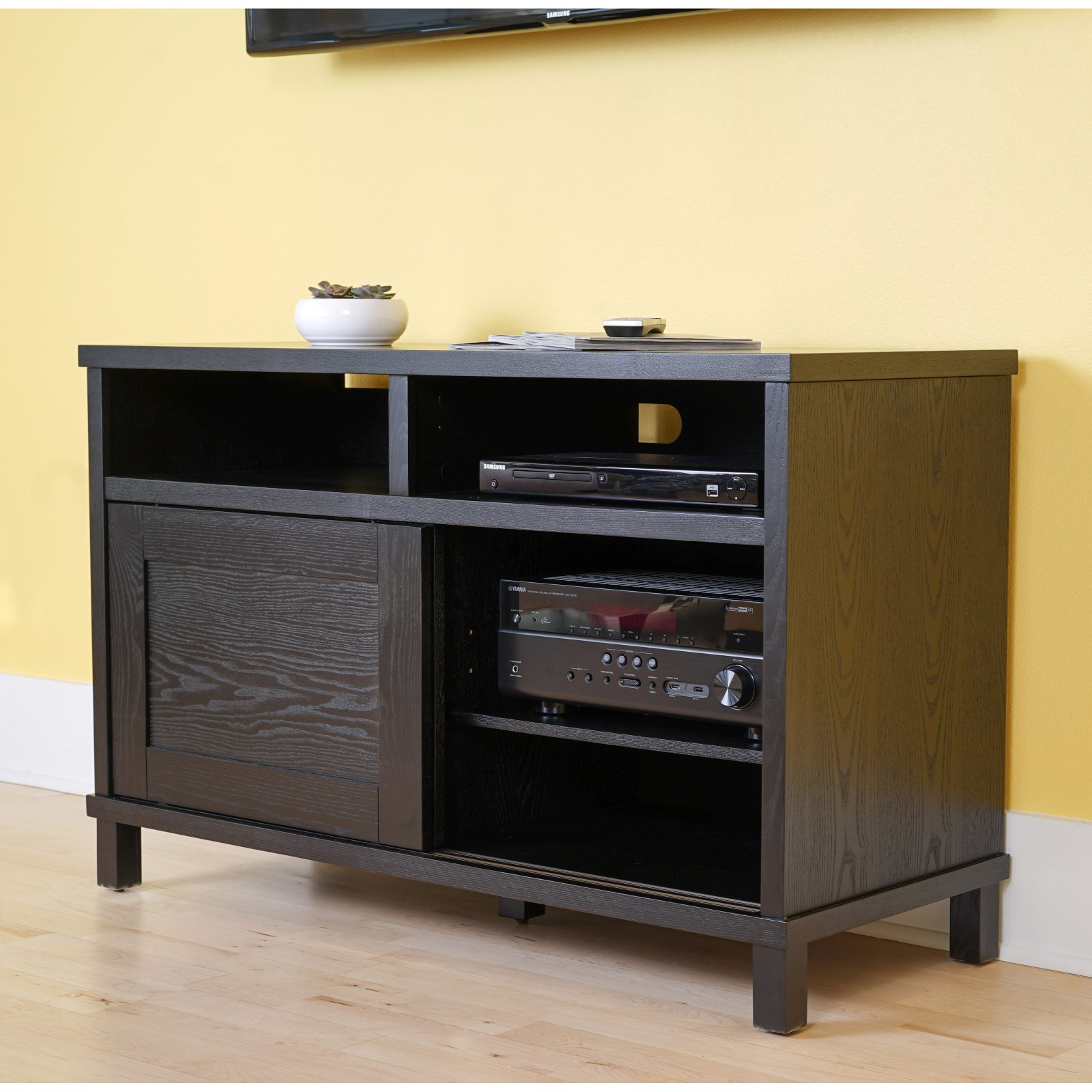Click here to buy Haven Home Sullivan 47.75 in. Entertainment Center by Overstock.