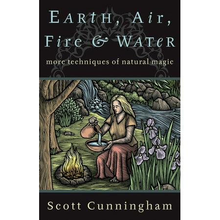 Earth, Air, Fire & Water - -