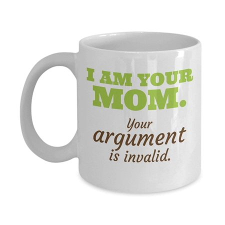 Funny Mom Gifts - Mother Quotes Coffee & Tea Mug Gift - Mothers Gift Ideas