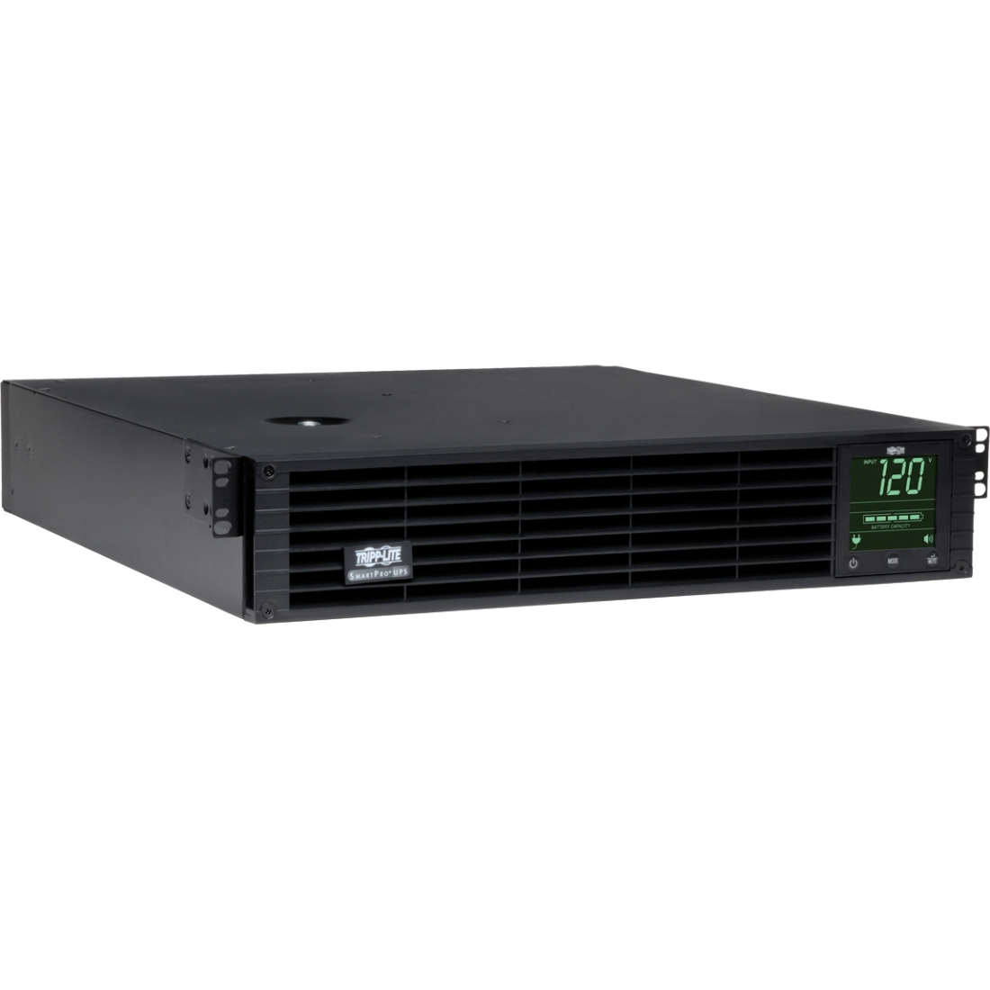 Tripp Lite Smartpro Smart2200rm2u 2200va Rack-mountable Ups 2200va 1920w 5 Minute Full Load 4 X Nema 5-15r, 4 X Nema... by Tripp Lite
