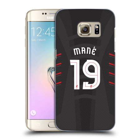 Liverpool Away Kit - OFFICIAL LIVERPOOL FOOTBALL CLUB PLAYERS AWAY KIT 16/17 2 HARD BACK CASE FOR SAMSUNG PHONES 1