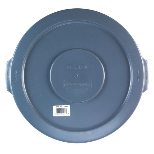 Rubbermaid Commercial Products Brute 10 Gallon Plastic Garbage Can Lid