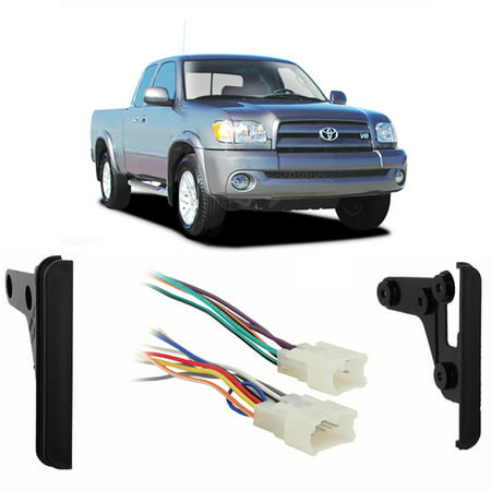 Fits Toyota Tundra 2003 Double DIN Car Stereo Harness Radio Install on toyota tundra fusible link, toyota tundra driveshaft, toyota tundra dash switch, toyota tundra control knobs, toyota corolla wiring harness, toyota tundra u joint, toyota tundra sensors, toyota tundra sliding door, toyota tundra double din stereo, toyota tundra electrical diagram, toyota tundra headlamp, toyota wiring harness diagram, toyota tundra special tools, toyota tundra towing a trailer, toyota tundra toggle switch, toyota tundra hitch ball, toyota tundra trailer wiring, toyota tundra front coil springs, toyota tundra washer nozzle, 2007 toyota wiring harness,