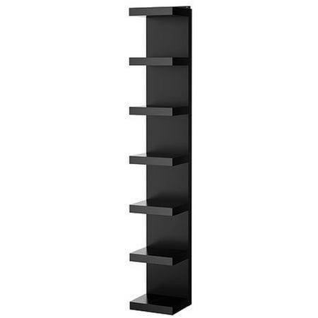 Ikea Block (New Ikea Lack Wall Shelf Unit Black, 1026.201123.1620 )