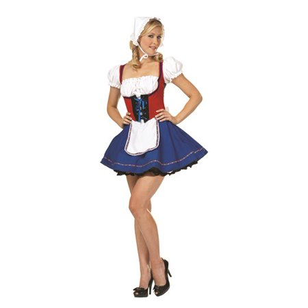 Swiss Miss Plus Size Costume](Swiss Costume Ideas)