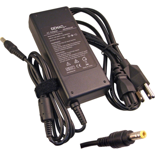 DENAQ 19-Volt 4.74-Amp 5.5mm-2.5mm AC Adapter for Toshiba Satellite, Qosmio and Dynabook Series Laptops